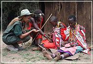 Maasai Village, Sarova Mara Game Camp